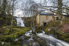 Muiño da Ruxida (Chencho Mendoza) Tags: rio molino galicia cascada parga fervenza guitiriz chenchomendoza ruxida