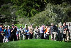 Military attends 3M Celebrity Challenge (Presidio of Monterey: DLIFLC & USAG) Tags: california charity celebrity golf army monterey pom unitedstates military pebblebeach presidio att dli defenselanguageinstitute dliflc stevenshepard