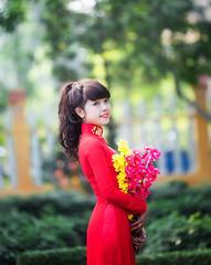 {Album áo dài} Lê Thuỳ Trang (Soledad Photography) Tags: ảnh đẹp giá cưới chụp rẻ chụpảnhchândung chụpảnháodài dangkhoastudio