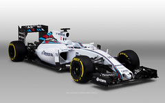 Williams Mercedes FW37 (One Uncovered) Tags: williams formula1 f12015 williamsmercedes williamsfw37
