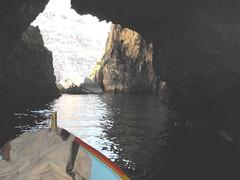 The Blue Grotto, Malta (leonyaakov) Tags: travel sea holiday church boats island catholic malta unesco grotto valletta marculescueugendreamsoflightportal