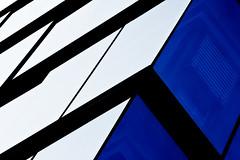 Blue White Black (wide-angle.de) Tags: digital germany de ulm top500 ulmeast y201408 y201408ulmsouth