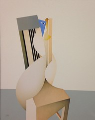 LABAD - Tertulia I - 2014 - 100x81cm