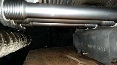 New Push Rod Tubes 1 & 2