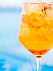 Aperol Spritz (miemo) Tags: travel sea italy cold ice glass spring europe campania amalficoast drink bokeh olympus cocktail ravello mediterraneansea omd spritzer aperolspritz olympus45mmf18 em5mkii