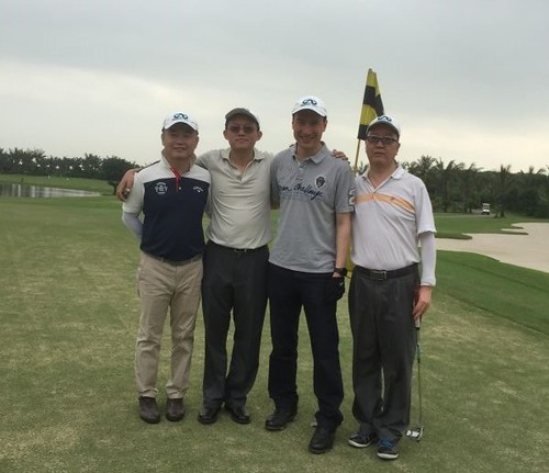 Golf Networking 2016