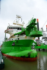 Pallieter (DST_7492) (larry_antwerp) Tags: port construction ship belgium belgi vessel maritime schelde  deme  dredger schip      dregding       baggeren           9279123        baggership