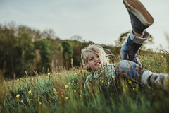 Happy (~jessS~) Tags: roll happy toddler nikon vsco childhood spring