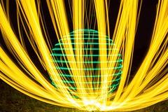 Mini-maxi. (Nikolas Fotos) Tags: longexposure lightpainting orb sphere lichtmalerei lightart longexposurephotography llightpainting lightpaintingphotography peintureclaire