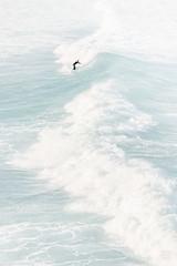 Australia - Bondi Surfer 1 (sadaiche (Peter Franc)) Tags: ocean beach water bondi surf waves surfer sydney australia ethereal dreamy