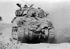 "Extension of medium tanks M-4 ""Sherman"" • <a style=""font-size:0.8em;"" href=""http://www.flickr.com/photos/81723459@N04/26745858341/"" target=""_blank"">View on Flickr</a>"