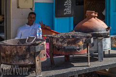 Outdoor Cooking (Sue_Hutton) Tags: rural spring cook morocco maroc tangier tanger asilah taginestoeat