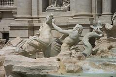 Fontana di Trevi 4/7 (giev) Tags: italy rome roma fountain italia pentax trevi trevifountain fontanaditrevi pentaxk20d hdpentaxda1685mmf3556eddcwr hdpentaxda1685