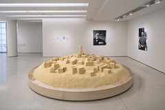 But a Storm Is Blowing from Paradise: Contemporary Art of the Middle East and North Africa (Solomon R. Guggenheim Museum) Tags: northafrica contemporaryart middleeast guggenheim guggenheimmuseum solomonrguggenheim solomonrguggenheimmuseum exhibitionview guggubsmap