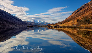 Loch Etive Reflection