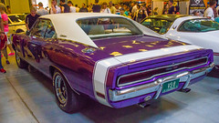 Classic (dkvelta) Tags: show city classic expo muscle exposition moto dodge krakw cracow rt charger 2016