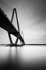 Arthur Ravenel Jr. Bridge, Charelston (IvoKee) Tags: longexposure bridge southcarolina charleston arthurravenelbridge arthurraveneljrbridge