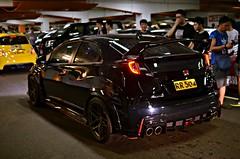 DSC_9464 (yfchang2010) Tags: car honda meeting racing hong kong midnight civic typer 2016 fn2 r