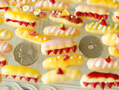 (Sweets Deco Colletion) Tags: miniature clay deco handcraft clair  fakesweets decoparts