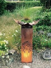 Garden installation (Göran Nyholm) Tags: