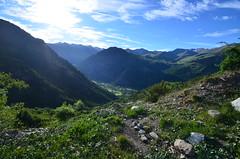 nur noch eine Aussicht (o_be_lix) Tags: sommer aussicht spanien draussen morgens pyrenen barruera