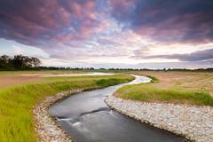 Vispassage De Pol (ecJeroen) Tags: water zonsondergang wolken gras lucht sluis oudeijssel depol gaanderen vispassage gemeentedoetinchem natuurlijkachterhoek