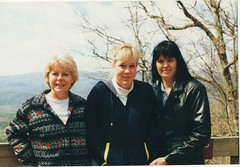 Helen Georgia - Charlotte, Diana and Karen with SCWH (Chris Menard) Tags: helengeorgia dianablondeau scwh southerncrescentswomenshealthcare year2000 helen georgia diana charlotte 2000 southern crescent womens healthcare stamps menard blondeau trip elijay