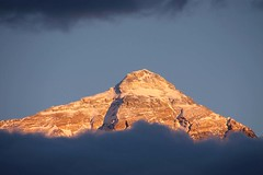 Mt. Everest (Andy Szeto) Tags: china mountain tour peak tibet tamron everest himalayas basecamp highestpeak