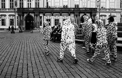 Prague One [10/24] (Robert Panik) Tags: street people blackandwhite bw film monochrome analog canon 50mm mono prague noiretblanc kodak candid trix documentary a1