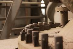 Niet und Nagel fest (benni_sc) Tags: old duisburg industrie landschaftsparknord tiefenunschrfe