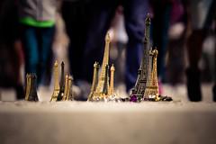 Tourists and Eiffel towers in Paris (Zeeyolq Photography) Tags: paris france eiffeltower landmark tourist toureiffel parisian touristplace