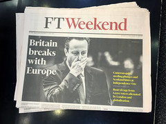 Brexit 1 (tezzer57) Tags: news newspapers eu brexit