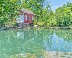 Decew Mill (Chris Liszak Photography) Tags: canada color colour reflection history mill water wow niagara historic sharp stunning hdr decew nikond7100 chrisliszakphotography