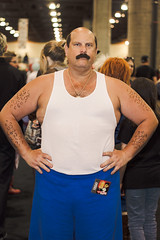 PHXCC 2016 - Friday_0002 (Florentino Luna) Tags: phoenix arizona comicon 2016 phxcc cosplay canon t5 1200d 50mm eos rebel ef50mm convention center f18ii f18 people portrait friday aqua teen hunger force carl brutananadilewski phoenixcomicon phoenixcomicon2016 phxcc2016 pcc2016