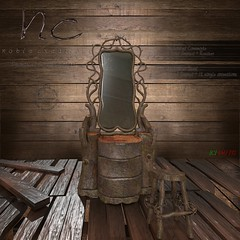 [NC] - Enchanted Commode&Stool for TTS - 1/2 (niki8901 - andycool90 , HQ & 100%Mesh Low Land Imp) Tags: secondlife medieval gorean gor sl fantasy fgc fantasygachacarnival tts totallytopshelf niki8901 andycool90 noblecreations nc we3roleplay roleplaysl roleplay rpg slevents gdr