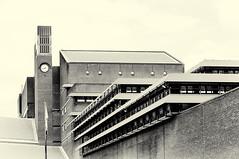 British Library (Explore) (Kevin R Thornton) Tags: d90 urban nikon london 201508 street architecture 2015 britishlibrary city england unitedkingdom gb