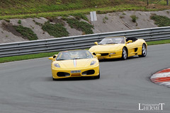 Ferrari F430 et F355  - 20160605 (0453) (laurent lhermet) Tags: sport ferrari collection et ferrarif430 levigeant ferrarif355 valdevienne sportetcollection circuitduvaldevienne sel55210 sonya6000 sonyilce6000