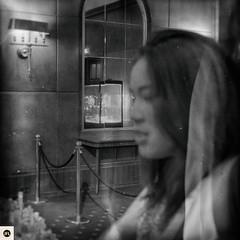 31bb2016 (photo & life) Tags: blackandwhite square europe noiretblanc squareformat fujifilm badenbaden allemagne fujinon asiangirl x100 23mm squarephotography fujifilmfinepixx100