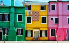 lost in Venice #4 colors of Burano (Gabriele Sesana) Tags: venice colors venezia colori burano