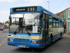 N600 ABC (markkirk85) Tags: new bus buses day rally running abc northern isle ainsdale coaches fenland counties daf paladin garnett 2016 whittlesey 21996 n600 sb220 n600abc busfest