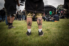 Tatoo (apacheleroux) Tags: hellfest hellfest2016 tatoo tatouage tattoo
