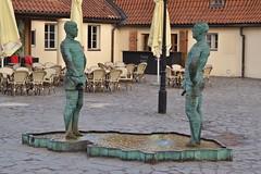 Kafka's Fountain (BrunoBalbuena) Tags: fountain republic czech prague random creative praha kafka peeing