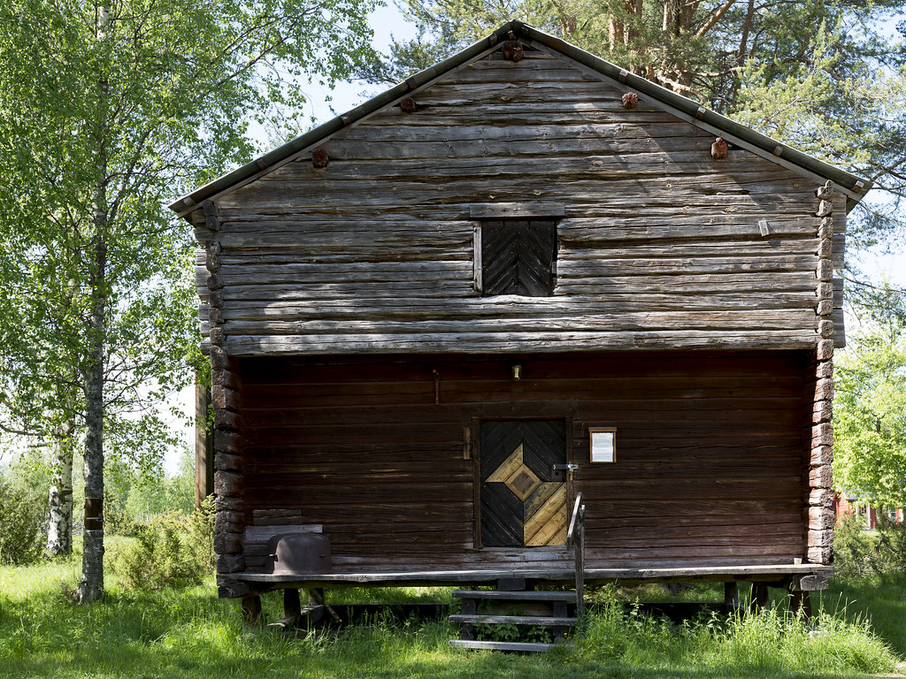 The World 39 S Best Photos Of Logcabin And Sweden Flickr