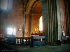 Lieu de culte ... ( P-A) Tags: voyage panorama architecture montagne vacances photos italie sanctuaire touristes reposant visiteurs pimont majestueux lieudeculte nikonflickraward simpa abbayesaintmicheldelacluse