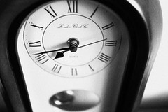 London Clock Company (josephburden58) Tags: stilllife clock monochrome blackwhite hands time grain dial timepiece stm f20 22mm efm canoneosm efm22mm