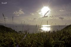 Meakoz, when the sun goes down. (ekaitzas) Tags: paisajes bizkaia euskalherria euskadi basquecountry paysbasque pasvasco sopelana barrika uribekosta sopela meakoz