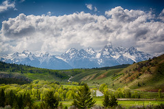 The View Day 1 (creativegenius5) Tags: park mountains scenic grand national teton tetons the