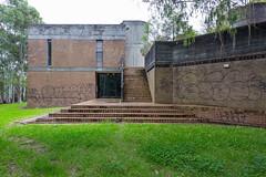 the waters edge (ghee) Tags: heritage architecture canon concrete sydney australia nsw kuringgai 6d lindfield ghee gwp davidturner brutialism guywilkinsonphotography utskuringgaicampus universityoftechnologykuringgaicampus