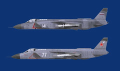 Yakovlev Yak-141 Freestyle Fighter Free Aircraft Paper Model Download (PapercraftSquare) Tags: freestyle fighter 133 vtol yakovlev yak141 yakovlevyak141 aircraftpapermodel yak41