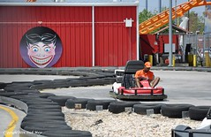 Tillie Wants To Be A Back Seat Driver (Trish Mayo) Tags: coneyisland tillie amusementpark rides thebestofday gnneniyisi